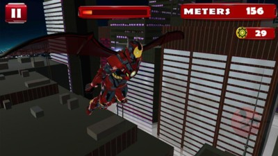 钢铁蝙蝠侠崛起v1.8