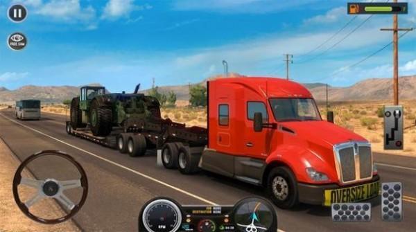 新型卡车驾驶模拟器2020v1.0