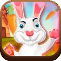 巴迪兔子吃萝卜