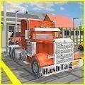 标签卡车停车模拟器