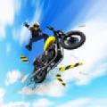 摩托大跳跃