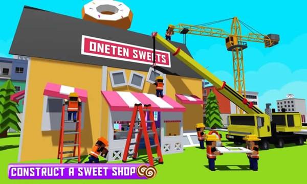 像素甜品店v1.0