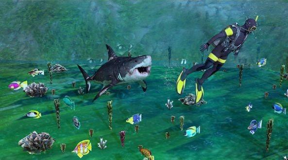 鲨鱼猎手模拟器1.0.6