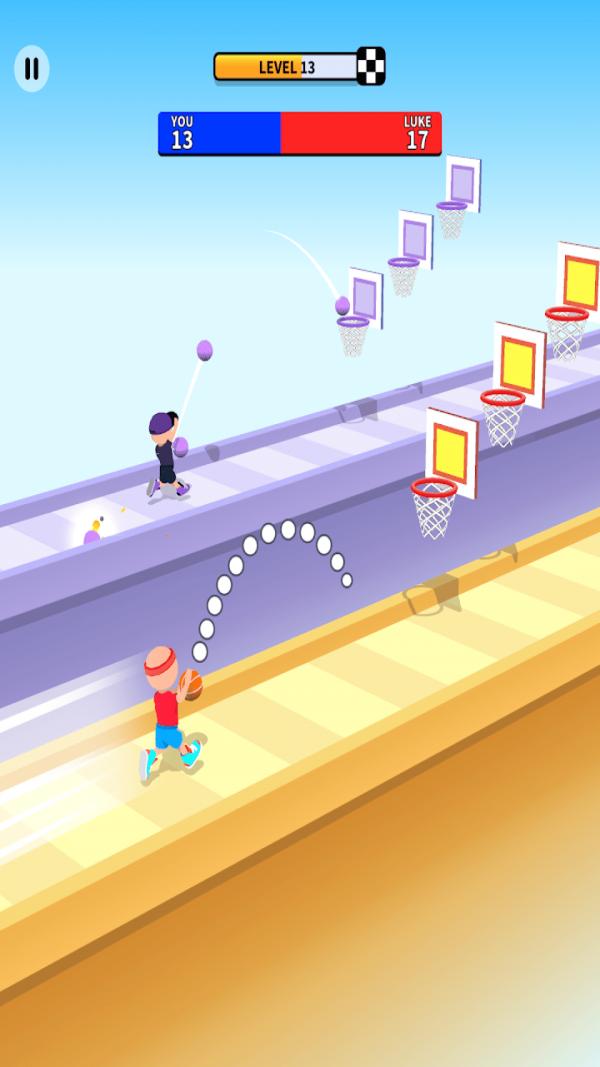 奔跑篮球v1.0.4