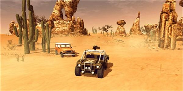 吉普越野驾驶3D