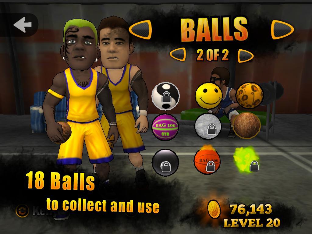 街头篮球最新版v2.6.0.26