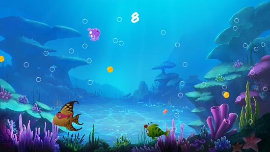 鱼儿也疯狂ios版V1.0.0
