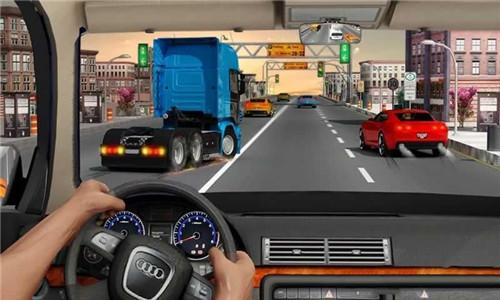 高速交通模拟驾驶v1.0