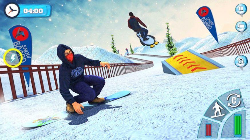 山坡滑雪1.3.2.5