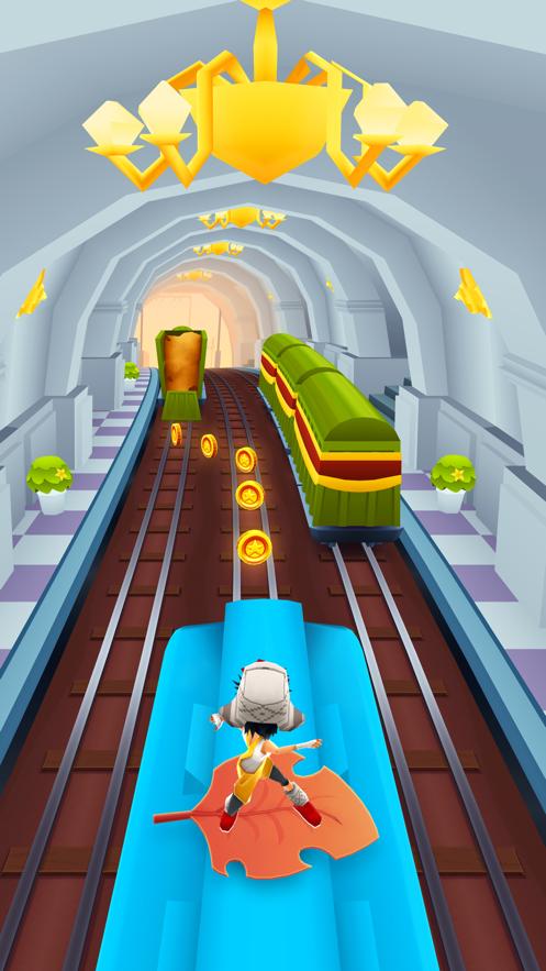 地铁跑酷ios版2.85.1