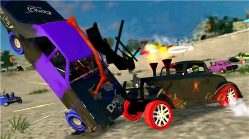 赛车大碰撞v1.8.1